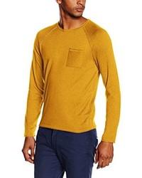 gelber Pullover von Marc O'Polo