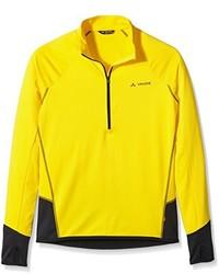 gelber Pullover von VAUDE