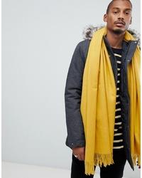 gelber Schal von ASOS DESIGN