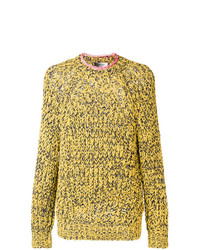 gelber Strickpullover von Isabel Marant