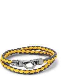 gelbes Armband von Tod's