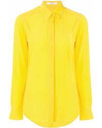 gelbes Businesshemd von Givenchy