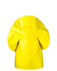gelbes gerade geschnittenes Kleid von Isabel Sanchis