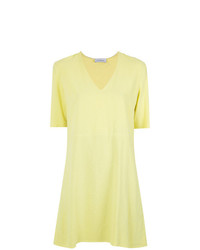 gelbes gerade geschnittenes Kleid von Olympiah