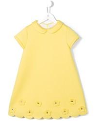 gelbes Kleid von Simonetta