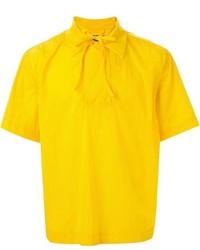 Gelbes Kurzarmhemd von Craig Green
