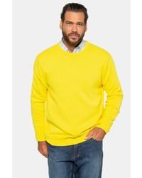 gelbes Sweatshirt von JP1880