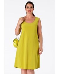 gelbes Trägerkleid von Yoek