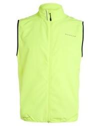 gelbgrüne bedruckte Jacke von DARE 2B
