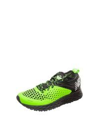gelbgrüne Sportschuhe von New Balance