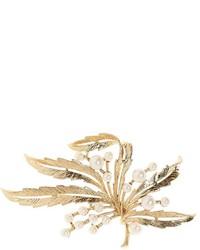 goldene Anstecknadel