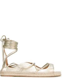 goldene Ballerinas von Dsquared2