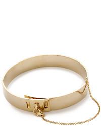 goldene enge Halskette von Eddie Borgo