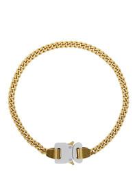 goldene Halskette von 1017 Alyx 9Sm