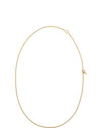 goldene Halskette von All Blues