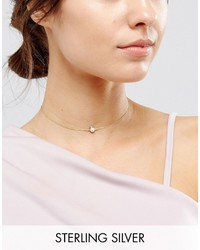 goldene Halskette von Asos