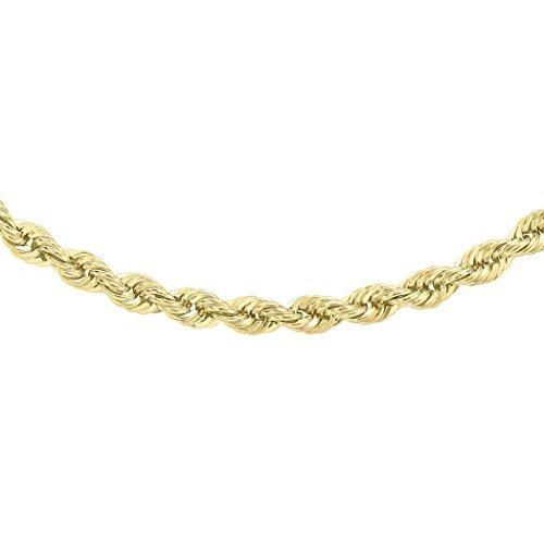 goldene Halskette von Carissima Gold
