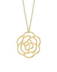 goldene Halskette von Elli