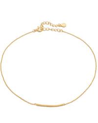 goldene Halskette von Gorjana
