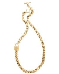 goldene Halskette von Michael Kors