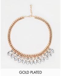 goldene Halskette von Ted Baker
