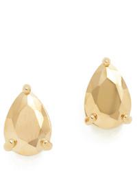 goldene Ohrringe von Kate Spade