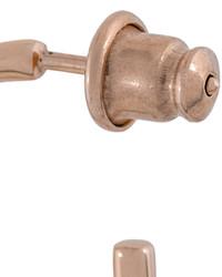 goldene Ohrringe von Astley Clarke