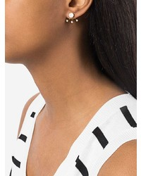goldene Ohrringe von Pamela Love