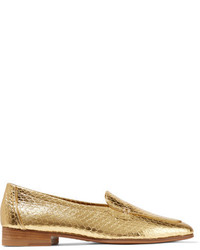 goldene Slipper von The Row