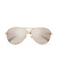 goldene Sonnenbrille von Givenchy
