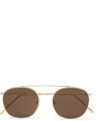 goldene Sonnenbrille von Illesteva