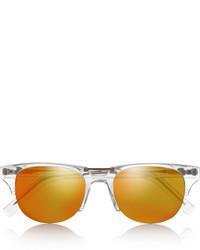 goldene Sonnenbrille von Kenzo