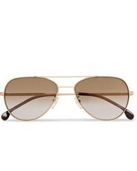 goldene Sonnenbrille von Paul Smith