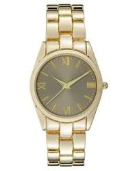 goldene Uhr von Anna Field