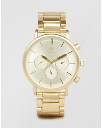 goldene Uhr von Asos