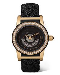goldene Uhr von de GRISOGONO