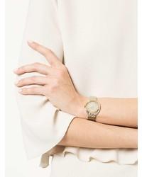 goldene Uhr von Bulova
