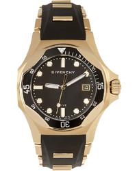 goldene Uhr von Givenchy