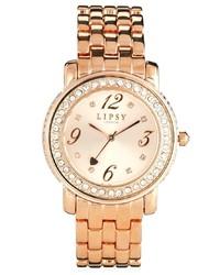 goldene Uhr von Lipsy