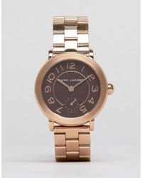 Goldene Uhr von Marc Jacobs