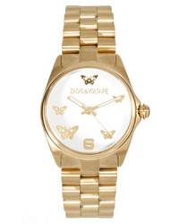 goldene Uhr von Zadig & Voltaire