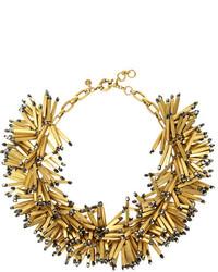 goldene Perlen Halskette von J.Crew