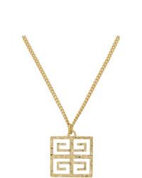 goldener Anhänger von Givenchy