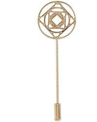 goldener Anstecknadel von Asos