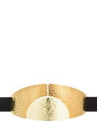 goldener Gürtel von Lanvin