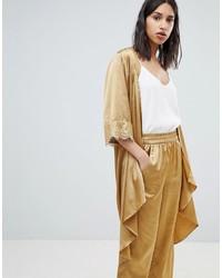 goldener Kimono von Sofie Schnoor