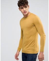 goldener Pullover von Asos