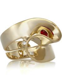 goldener Ring von Etro