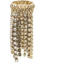 goldener Ring von Lanvin