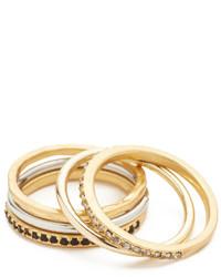 goldener Ring von Madewell